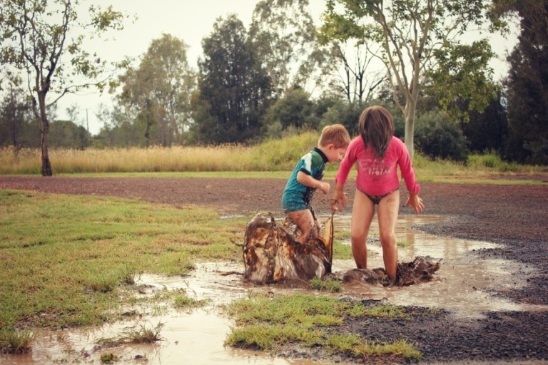 Jandowae mud puddles1