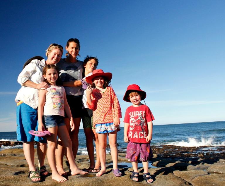 Kirsti Leanne kids Caloundra