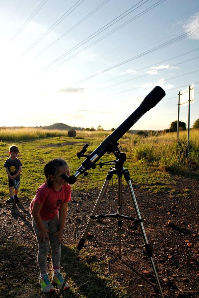 Telescope Mia Jandowae