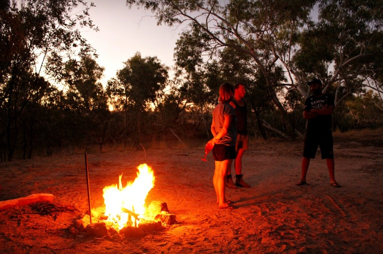 Campfire Bladensburg