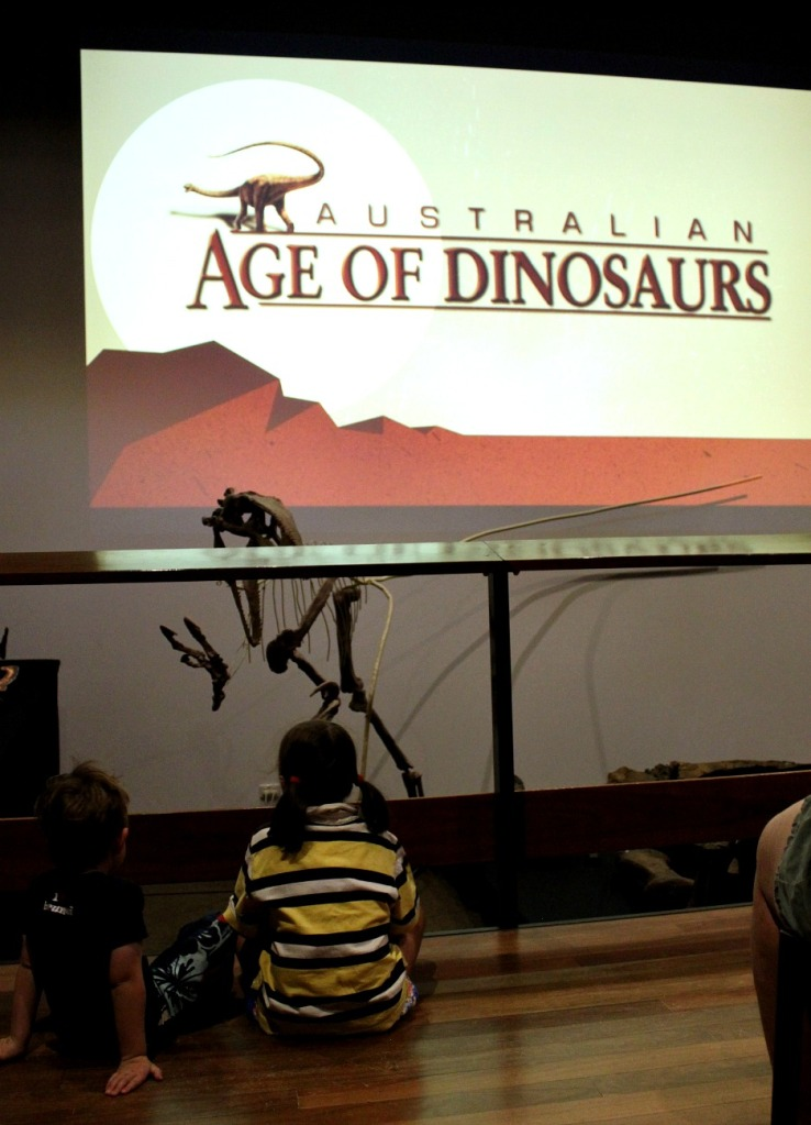 Kids at Age of Dinosaurs